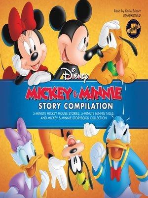 cover image of Mickey & Minnie Story Compilation