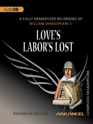 cover image of Love's Labor's Lost