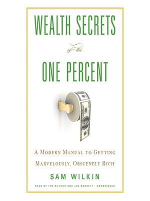 cover image of Wealth Secrets of the One Percent