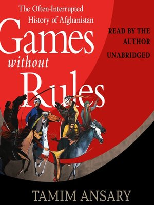 cover image of Games without Rules