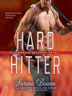 cover image of Hard Hitter