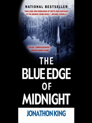 cover image of The Blue Edge of Midnight