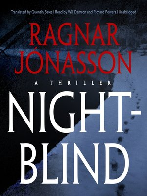 cover image of Nightblind