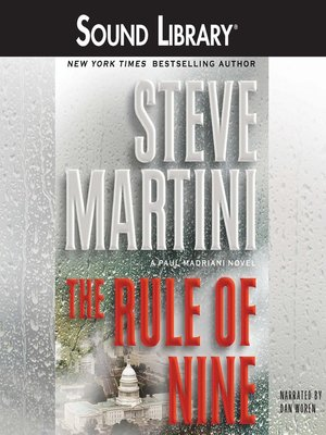 cover image of The Rule of Nine