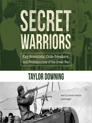 cover image of Secret Warriors