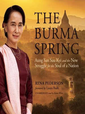 cover image of The Burma Spring
