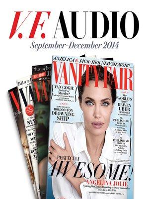 cover image of Vanity Fair: September–December 2014 Issue