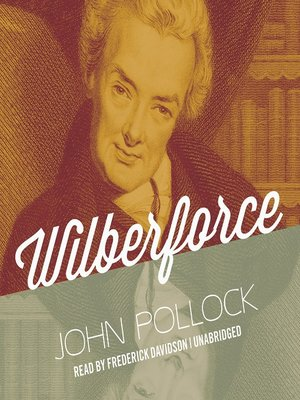 cover image of Wilberforce