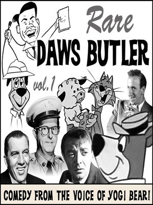 cover image of Rare Daws Butler, Volume 1