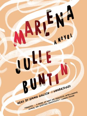 cover image of Marlena