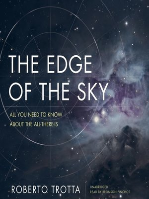 cover image of The Edge of the Sky