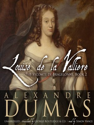 cover image of Louise de La Vallière