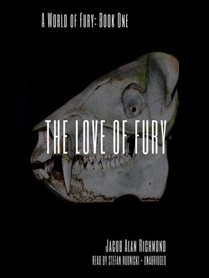 cover image of The Love of Fury