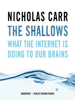 cover image of The Shallows