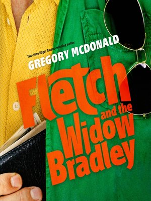 cover image of Fletch and the Widow Bradley