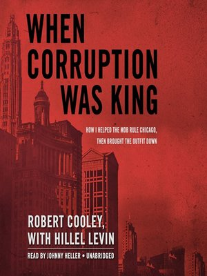 cover image of When Corruption Was King