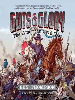 cover image of Guts & Glory