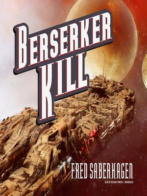 cover image of Berserker Kill