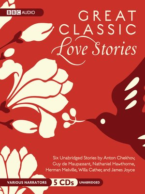 cover image of Great Classic Love Stories