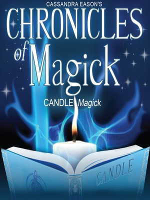 cover image of Candle Magick