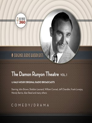 cover image of The Damon Runyon Theatre, Volume 1