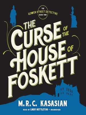 cover image of Curse of the House of Foskett