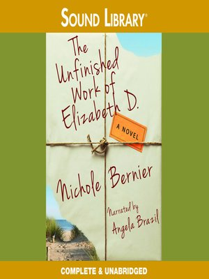 cover image of The Unfinished Work of Elizabeth D
