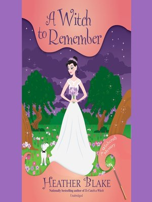 cover image of A Witch to Remember
