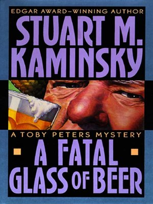 cover image of A Fatal Glass of Beer