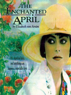 cover image of The Enchanted April