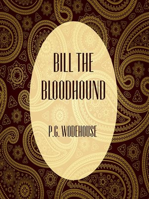 cover image of Bill the Bloodhound