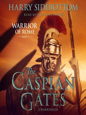cover image of The Caspian Gates