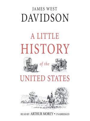 cover image of A Little History of the United States