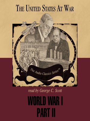 cover image of World War I, Part II