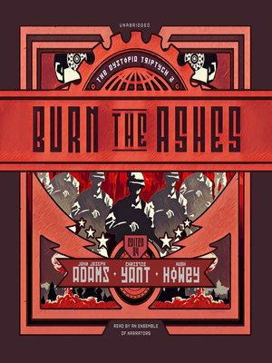cover image of Burn the Ashes
