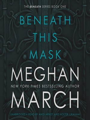 cover image of Beneath This Mask