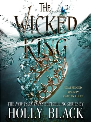 cover image of The Wicked King