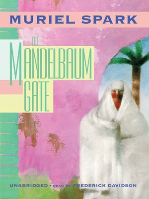 cover image of The Mandelbaum Gate