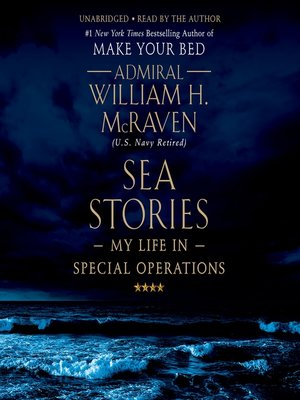 cover image of Sea Stories