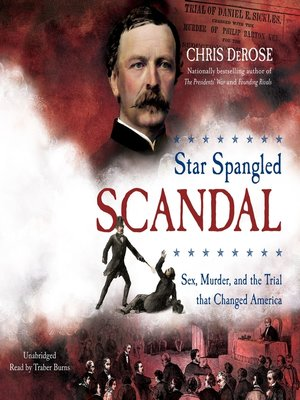 cover image of Star Spangled Scandal