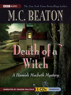 cover image of Death of a Witch