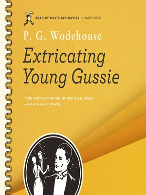 cover image of Extricating Young Gussie