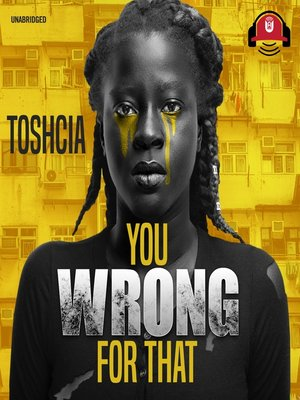 cover image of You Wrong for That