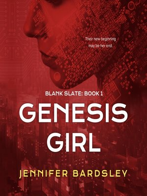 cover image of Genesis Girl