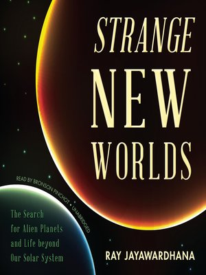 cover image of Strange New Worlds