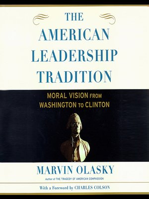 cover image of The American Leadership Tradition