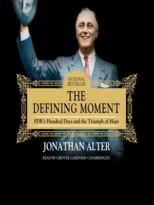 cover image of The Defining Moment