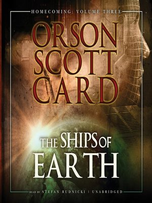 cover image of The Ships of Earth