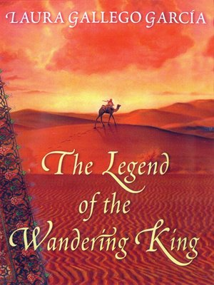 cover image of The Legend of the Wandering King