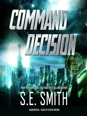 cover image of Command Decision